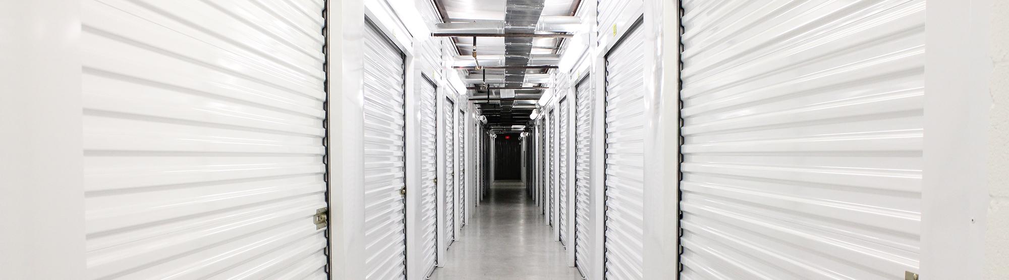 indoor storage in Columbia Falls, MT
