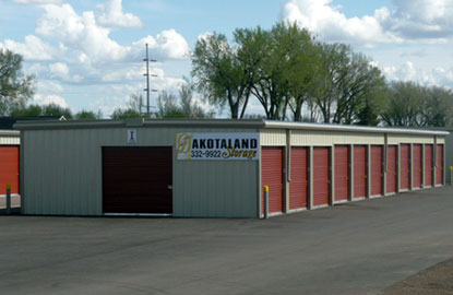 New Prairie Storage Benson