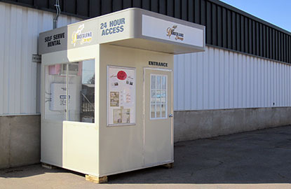 Sioux Falls, SD Kiosk
