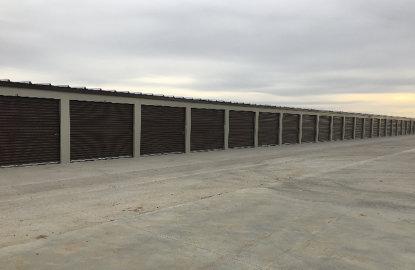 New Prairie Storage W. Maple