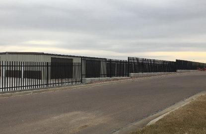 New Prairie Storage W. Maple Fence