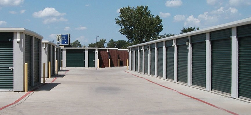 Storage Units in Little Elm, TX