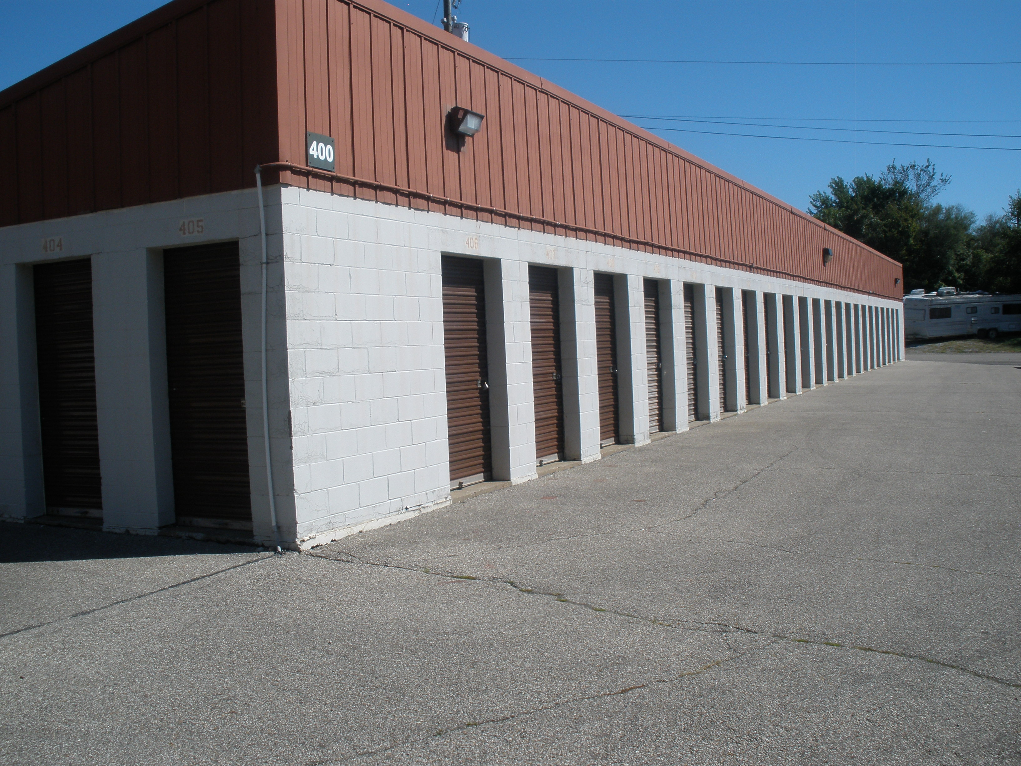 security features and outdoor lighting for safety milford oh