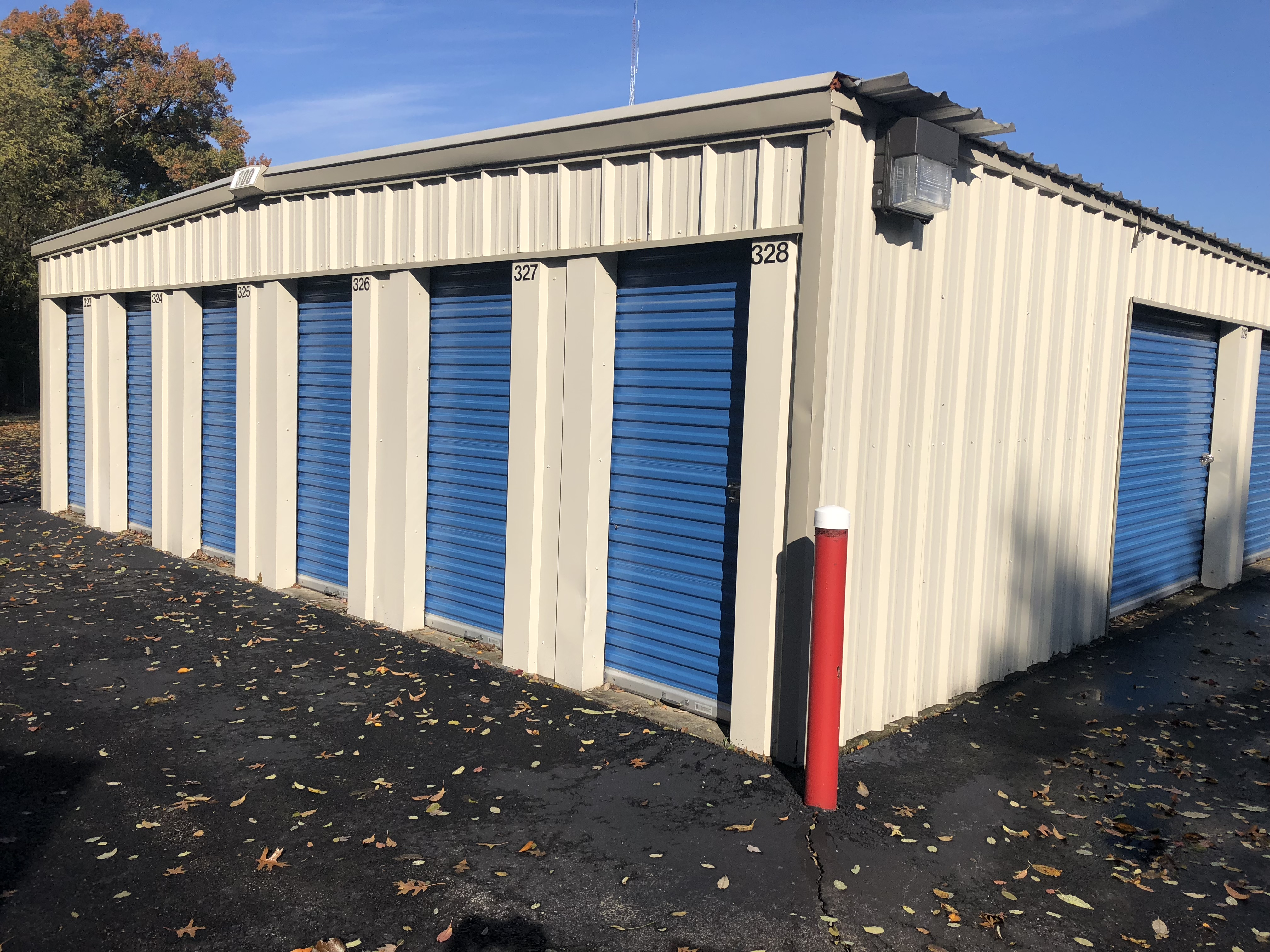 easily accessible storage units batavia, oh