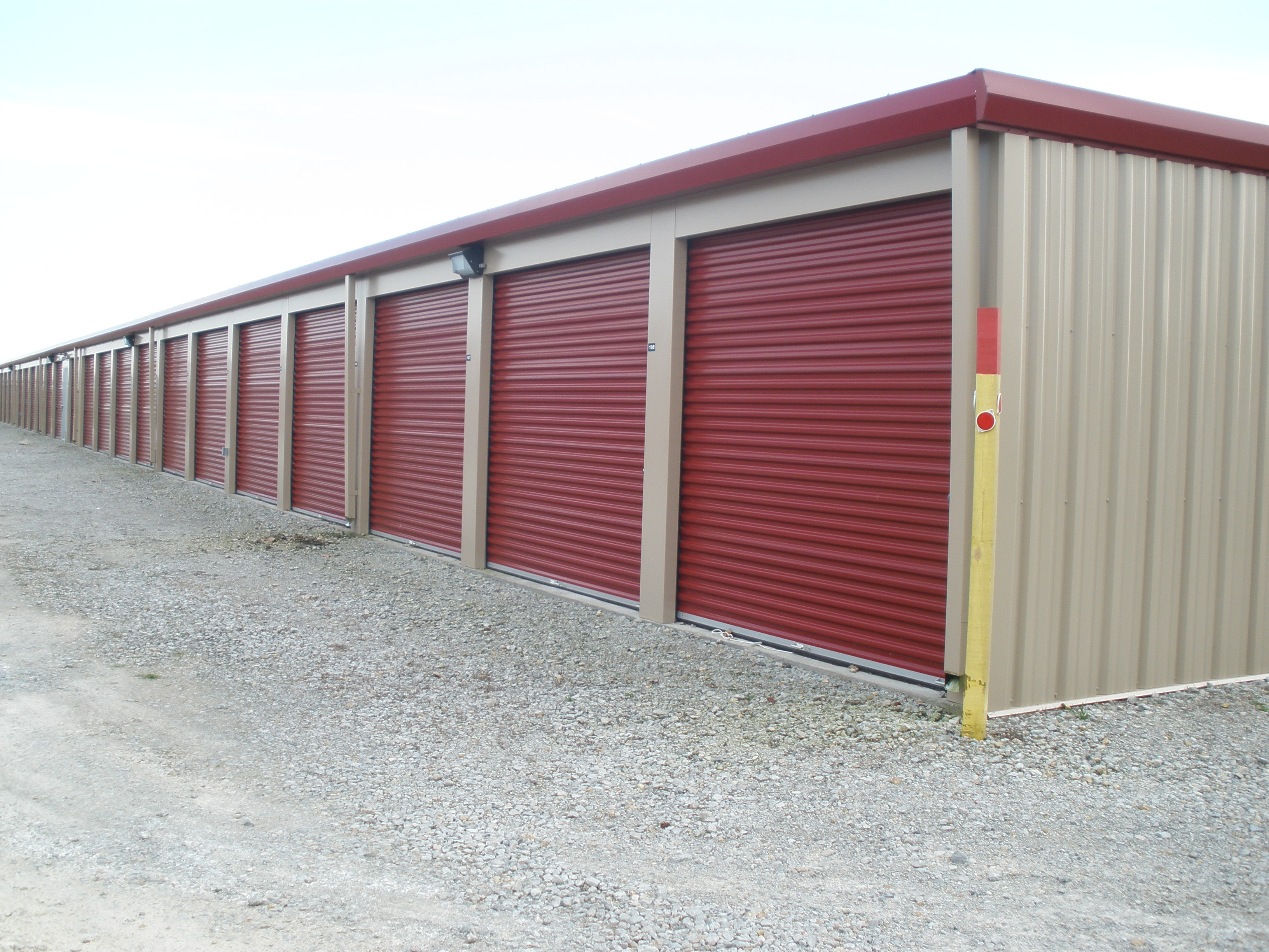 large roll up door units available in milford oh