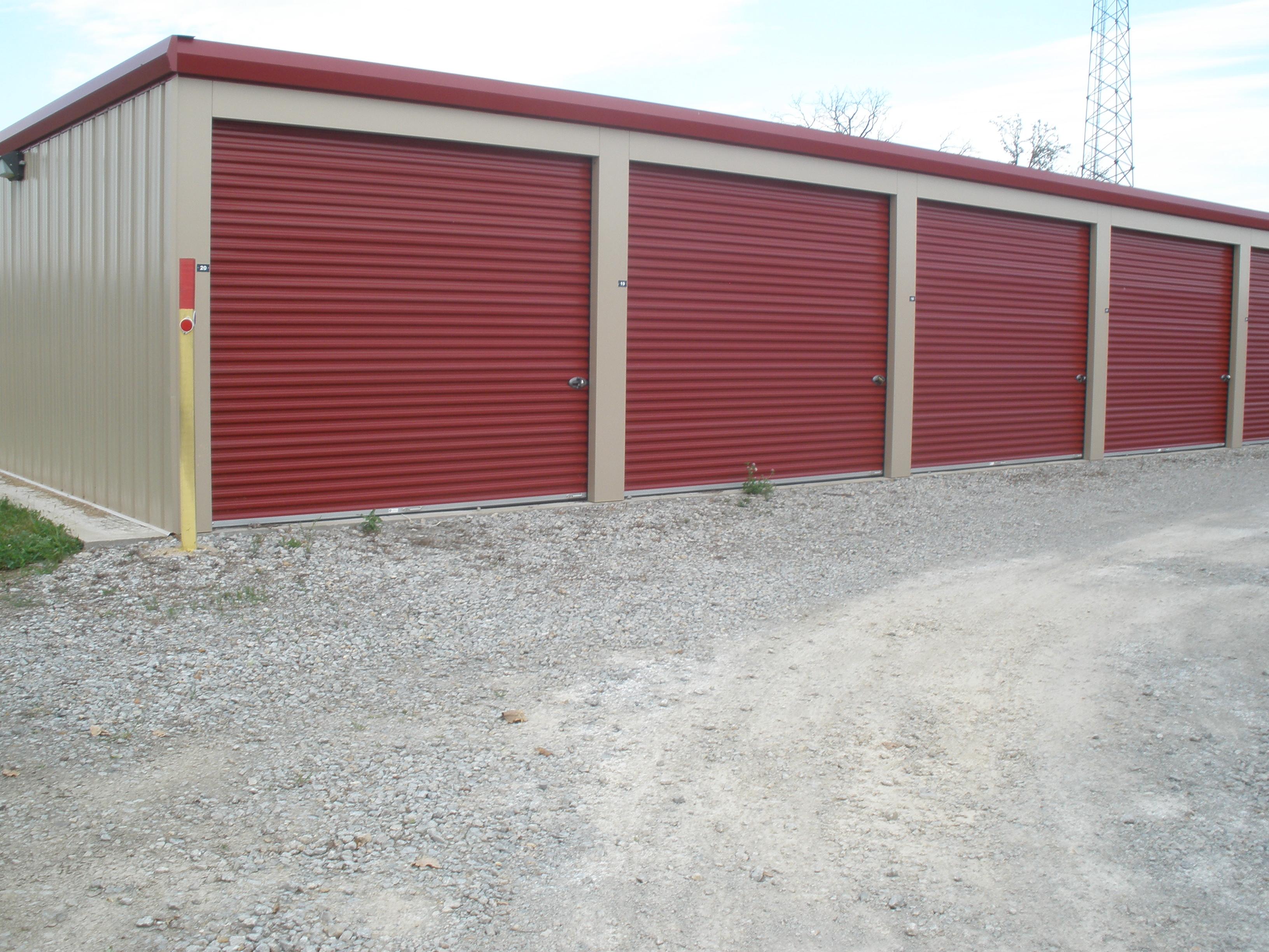 outdoor drive up self storage wilmington, oh