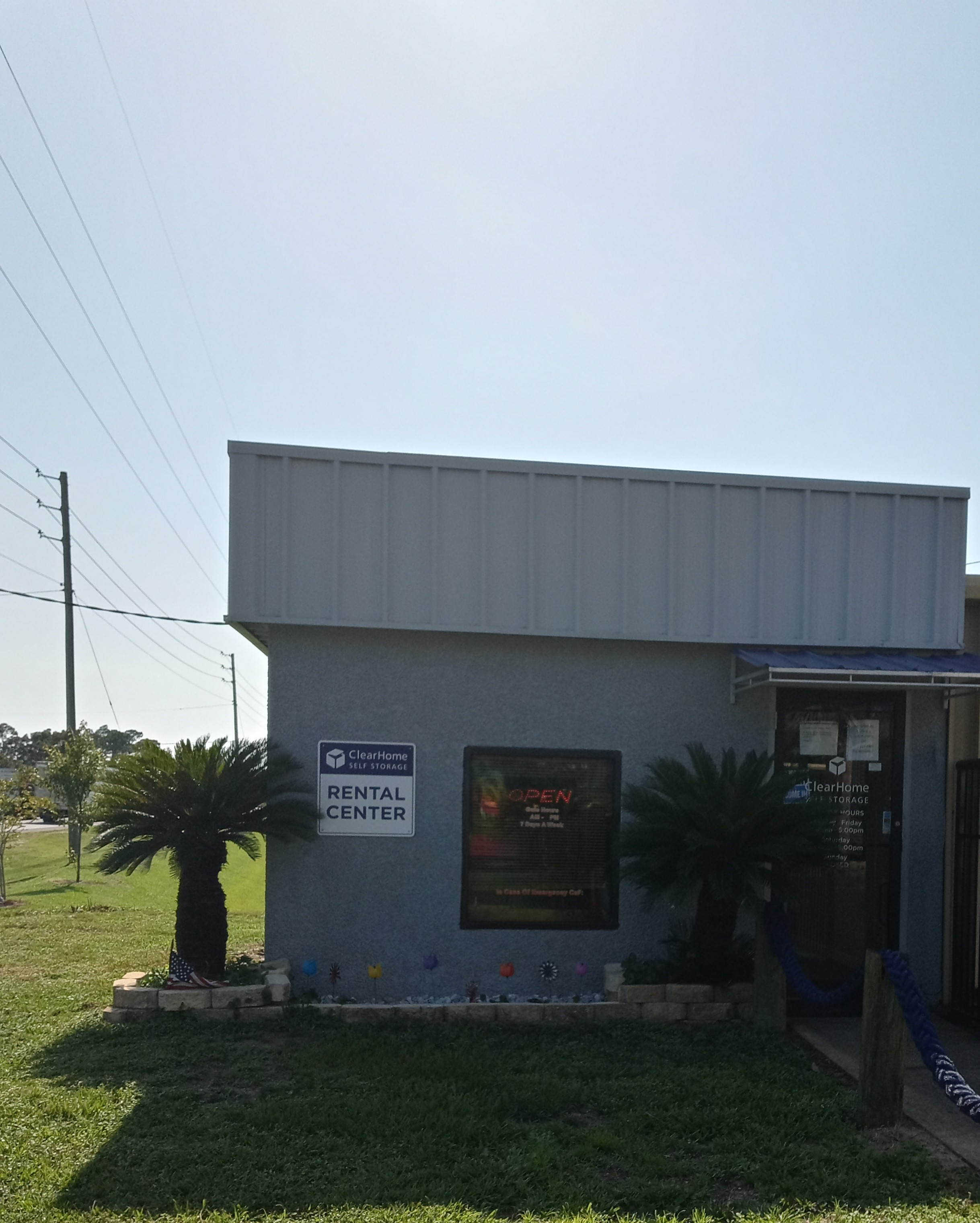 self storage in Mary Esther, FL