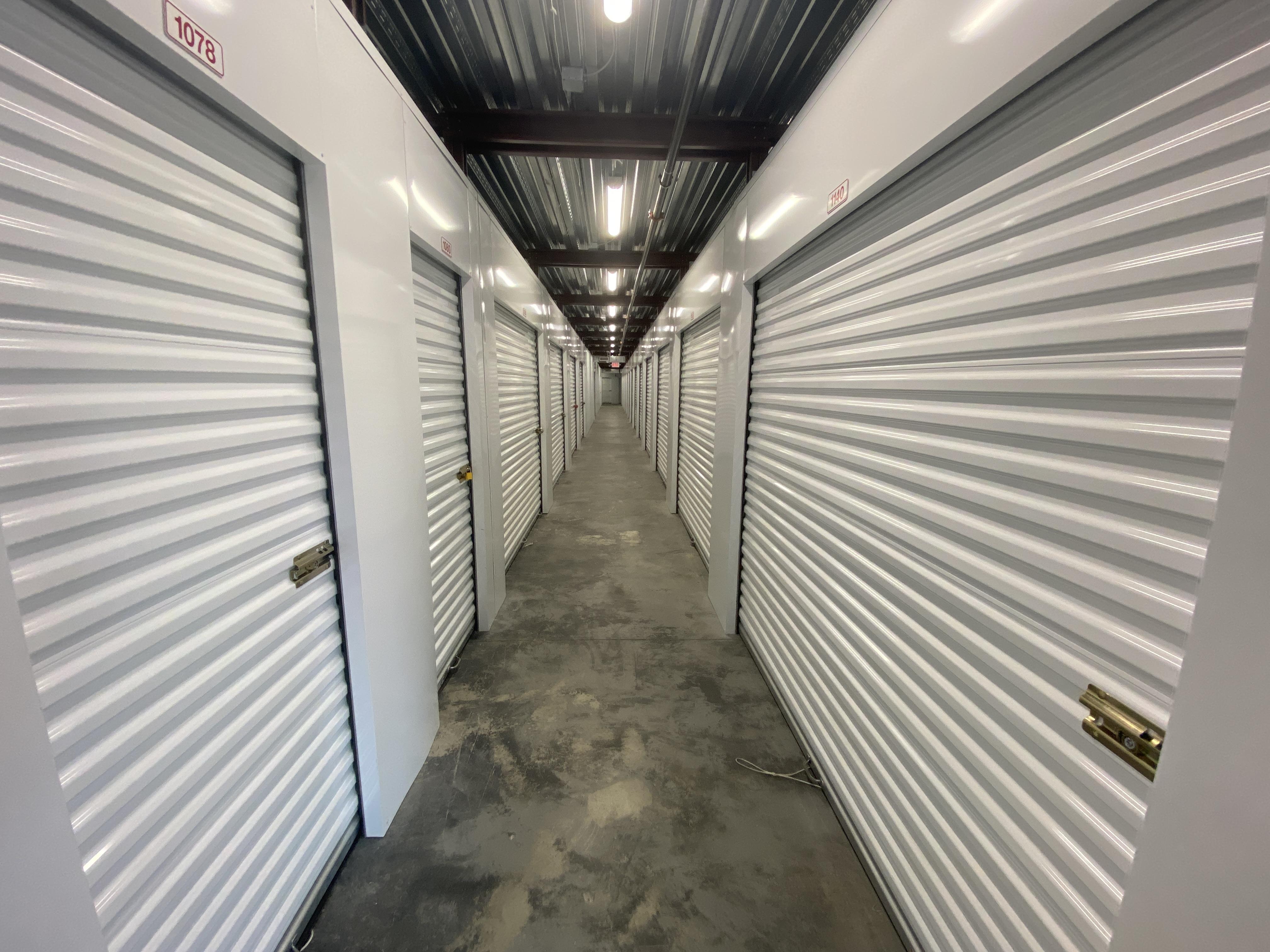 Climate control inside storage in Warren MI