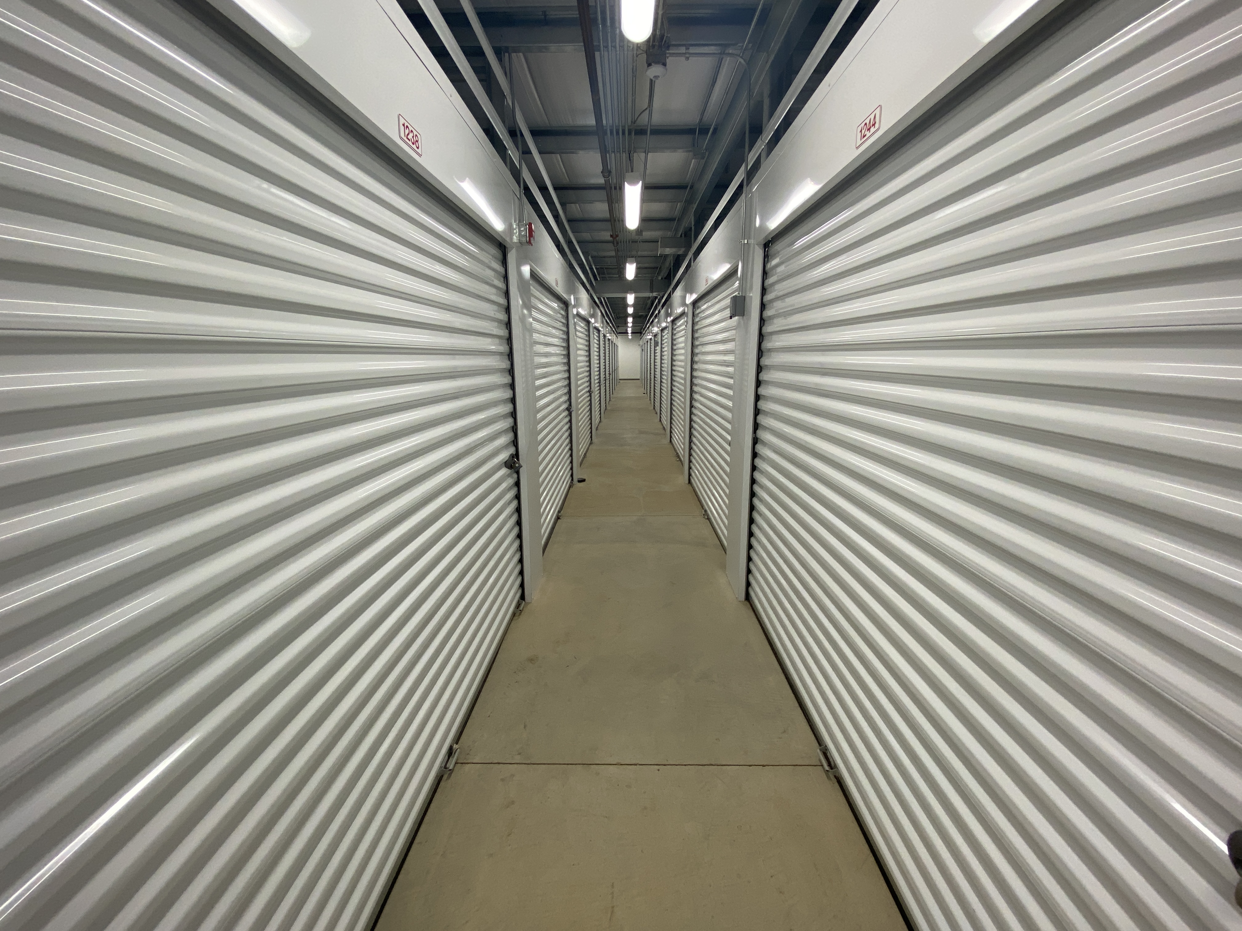 Climate control self storage in Shelby Charter Twp, MI
