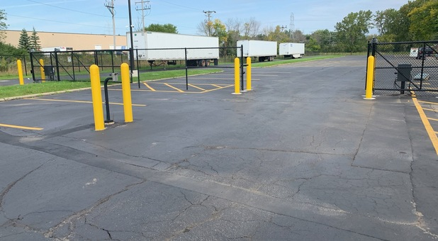 Fenced & Gated Storage in New Berlin, WI