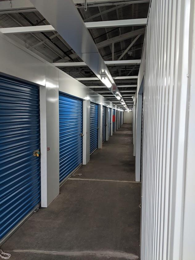 Secure indoor units
