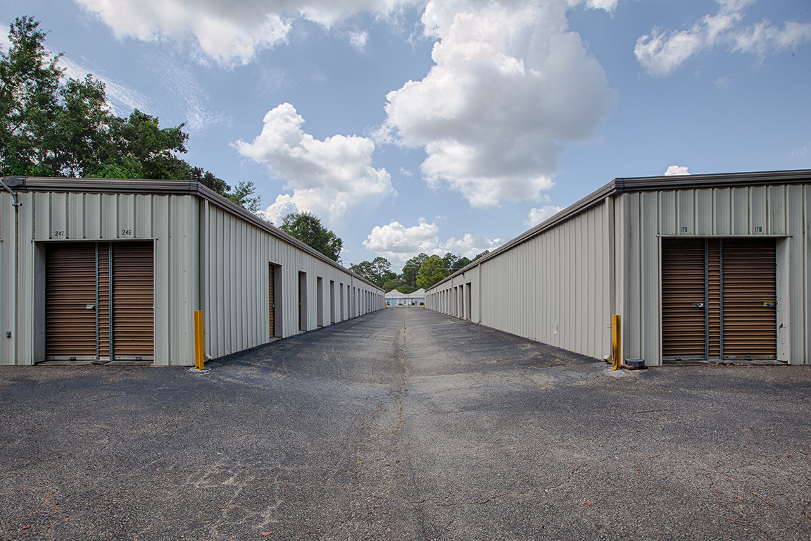 Self Storage in Panama City, FL