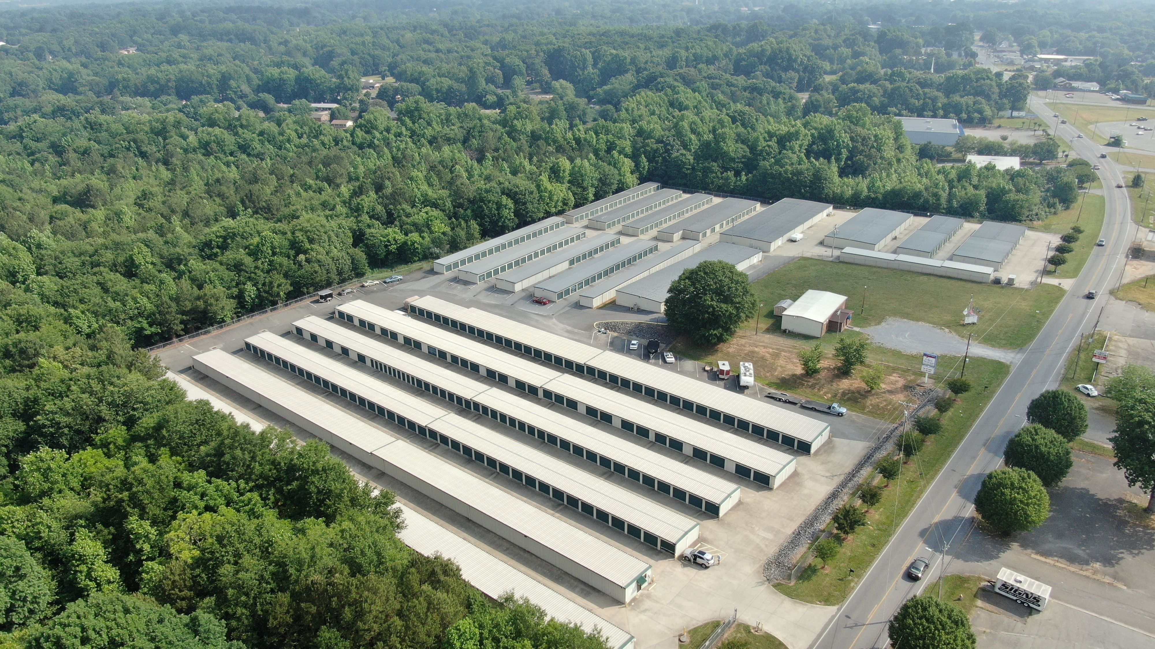 ClearHome Self Storage - Uptown 1528 S Lafayette St Shelby, NC 28152