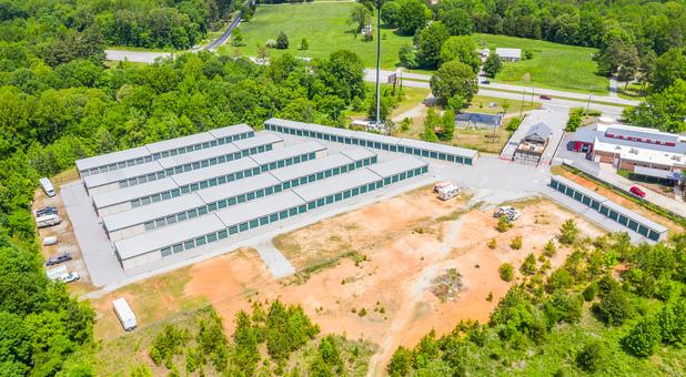 Storage Facility in Salisbury, NC