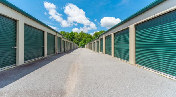 Storage Units in Salisbury, NC