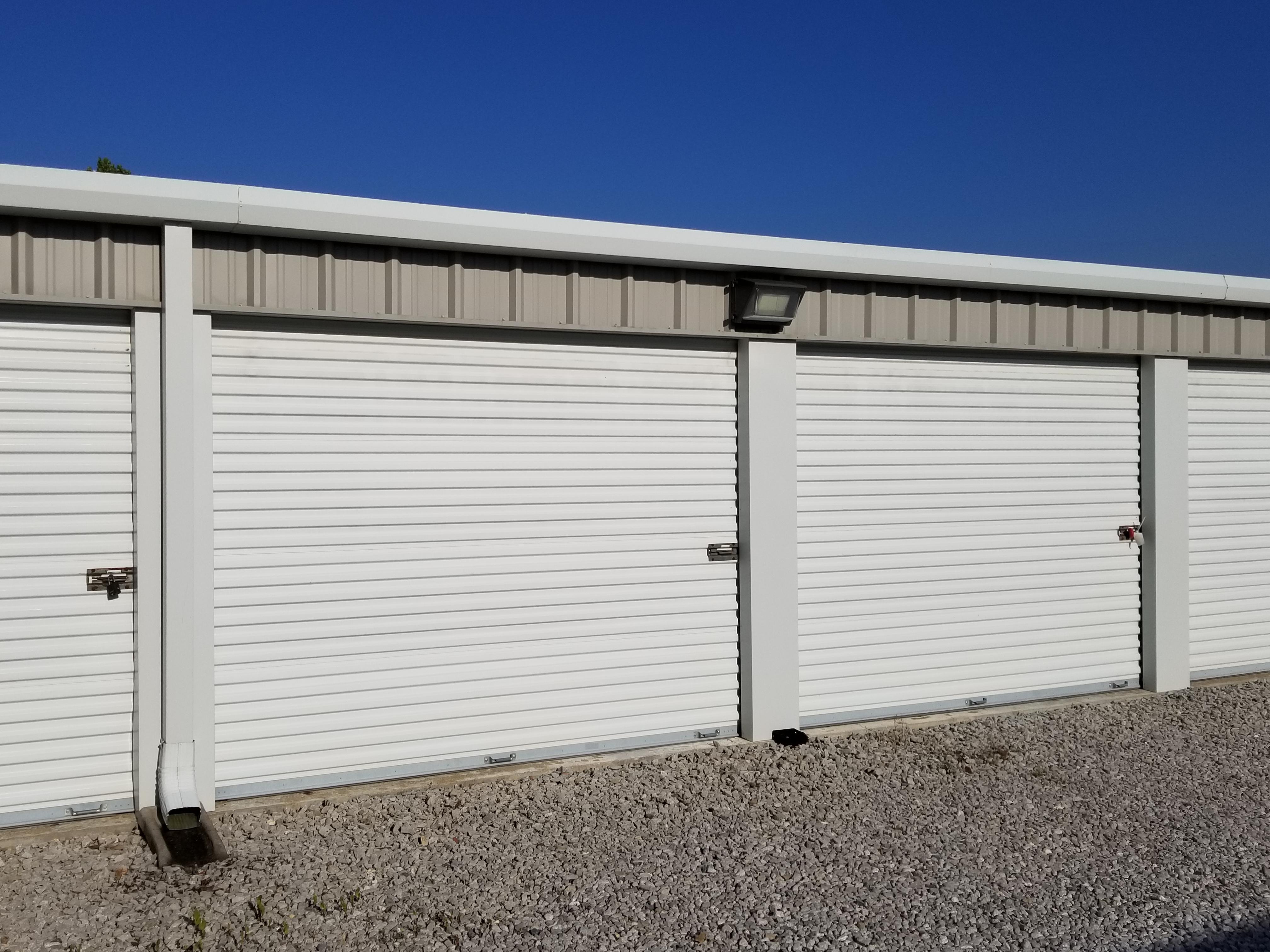 Secure Self Storage Units