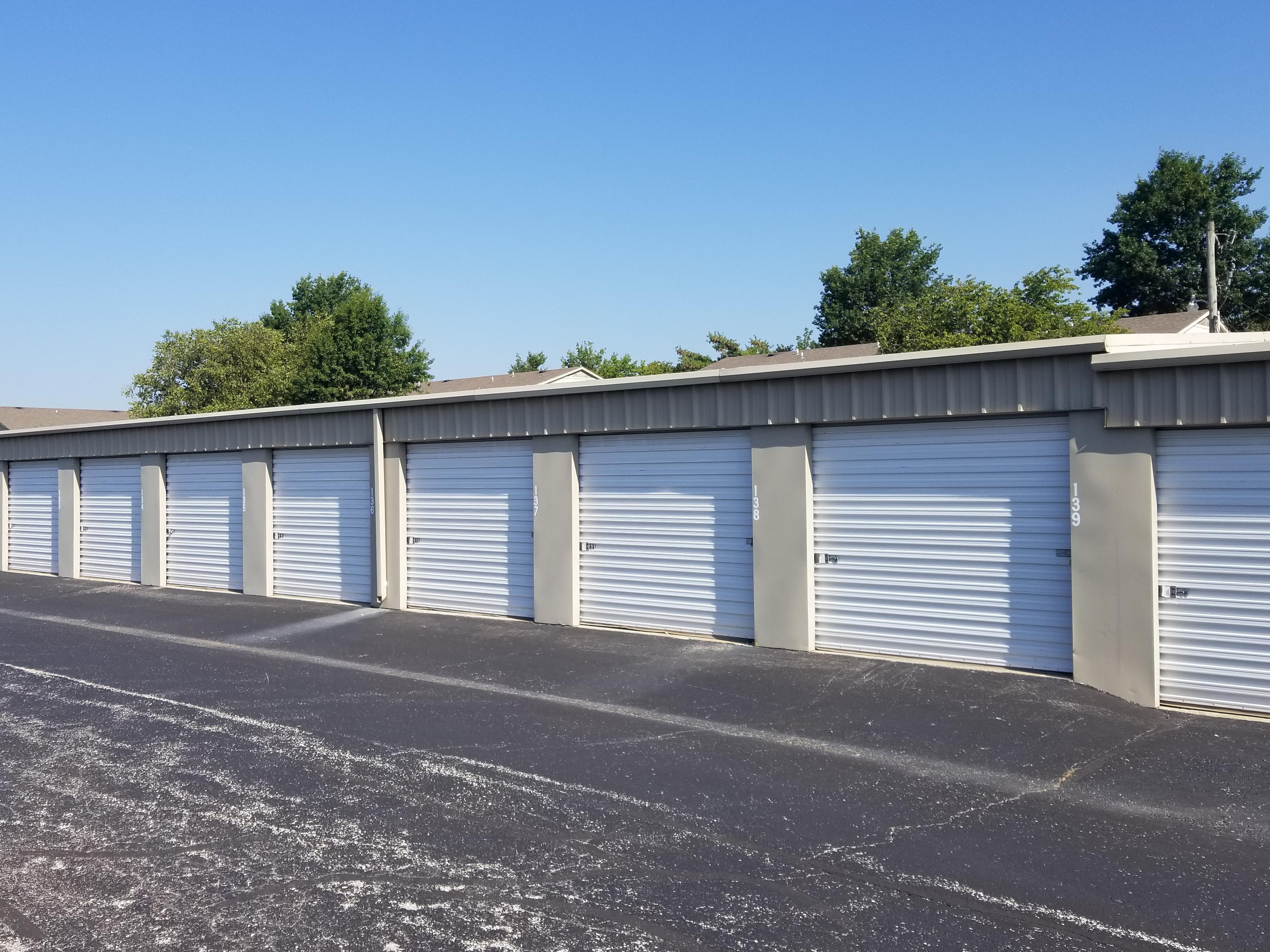 Affordable Self Storage Units