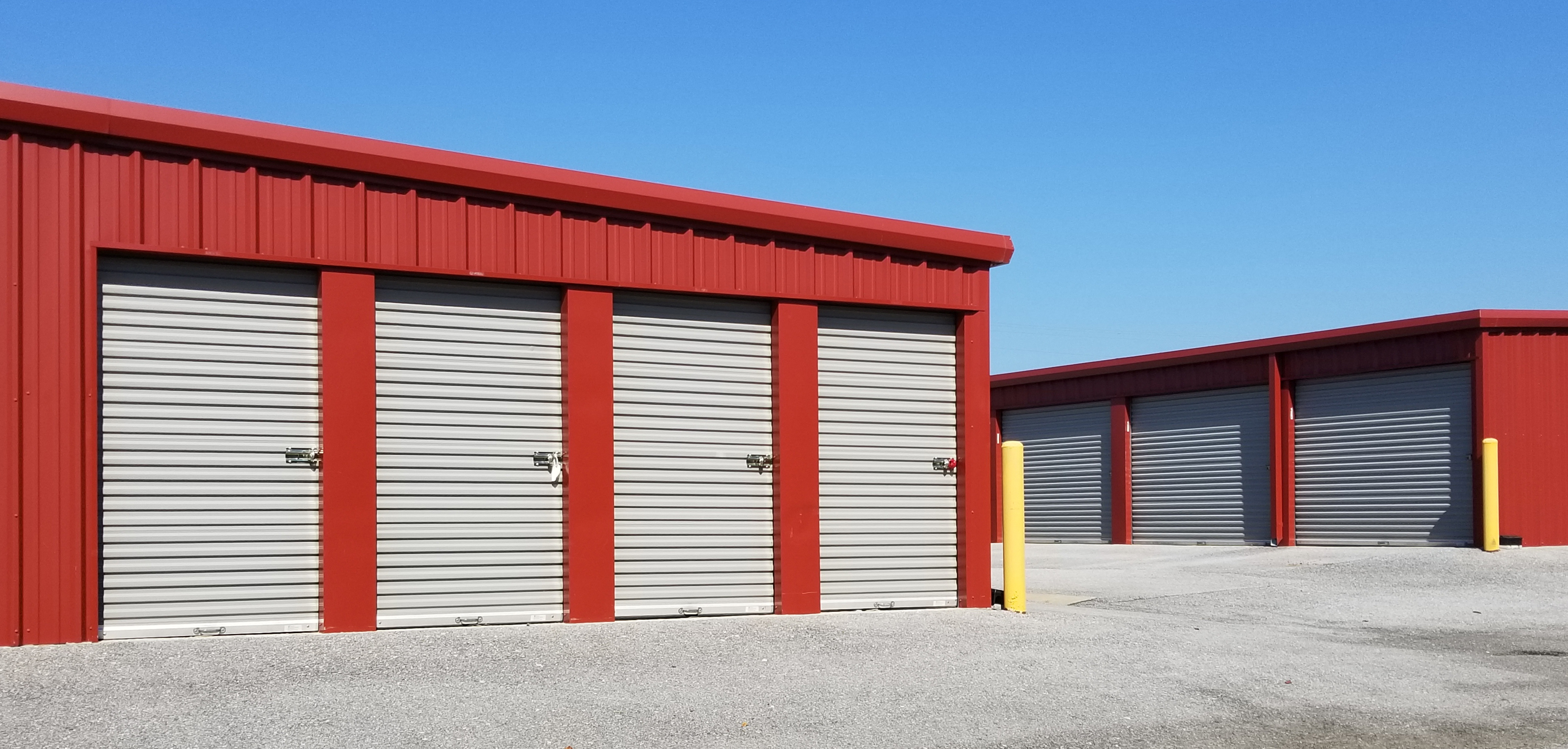 Affordable Self Storage Units