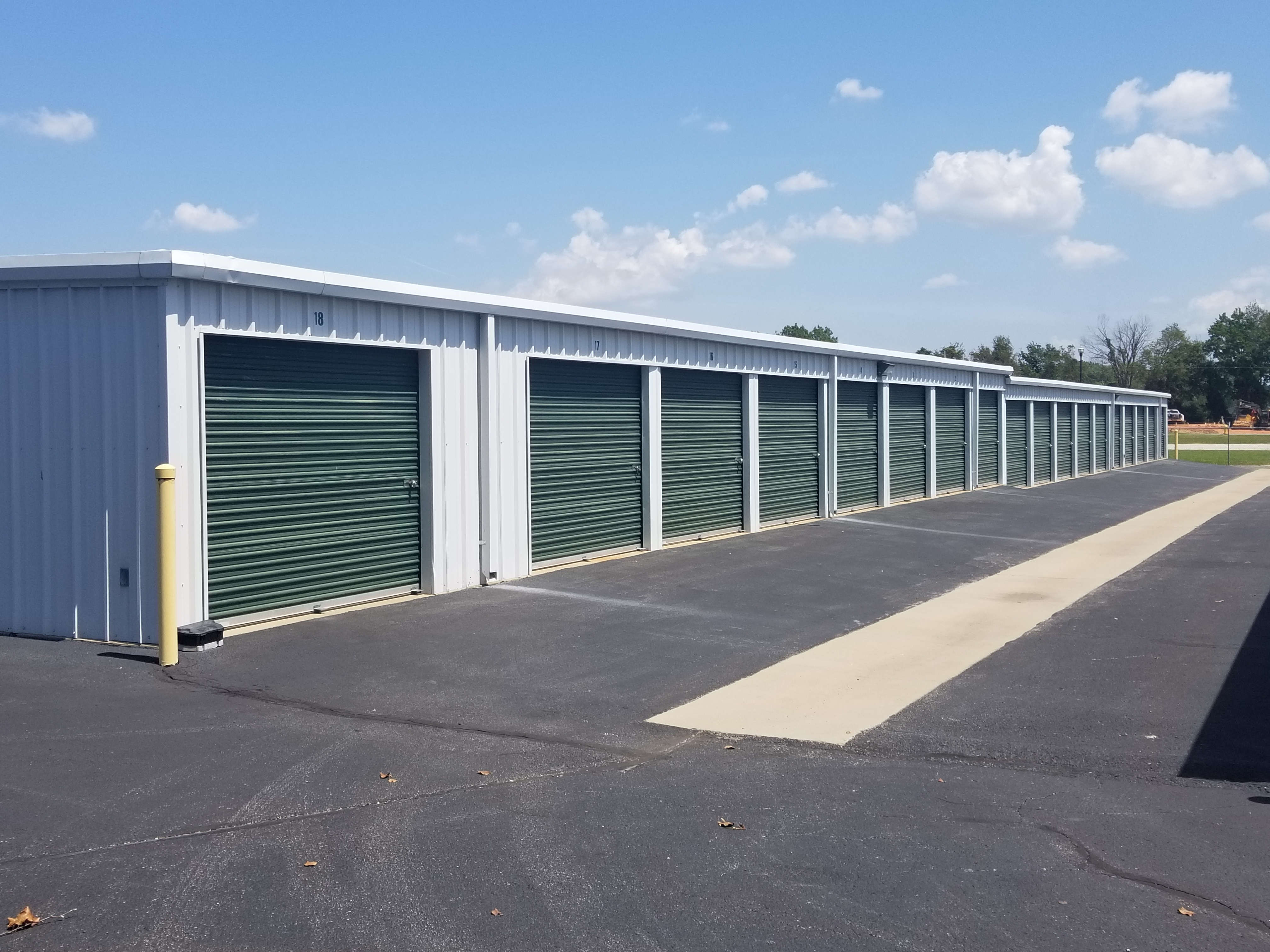 Climate Controlled Storage Bentonville AR