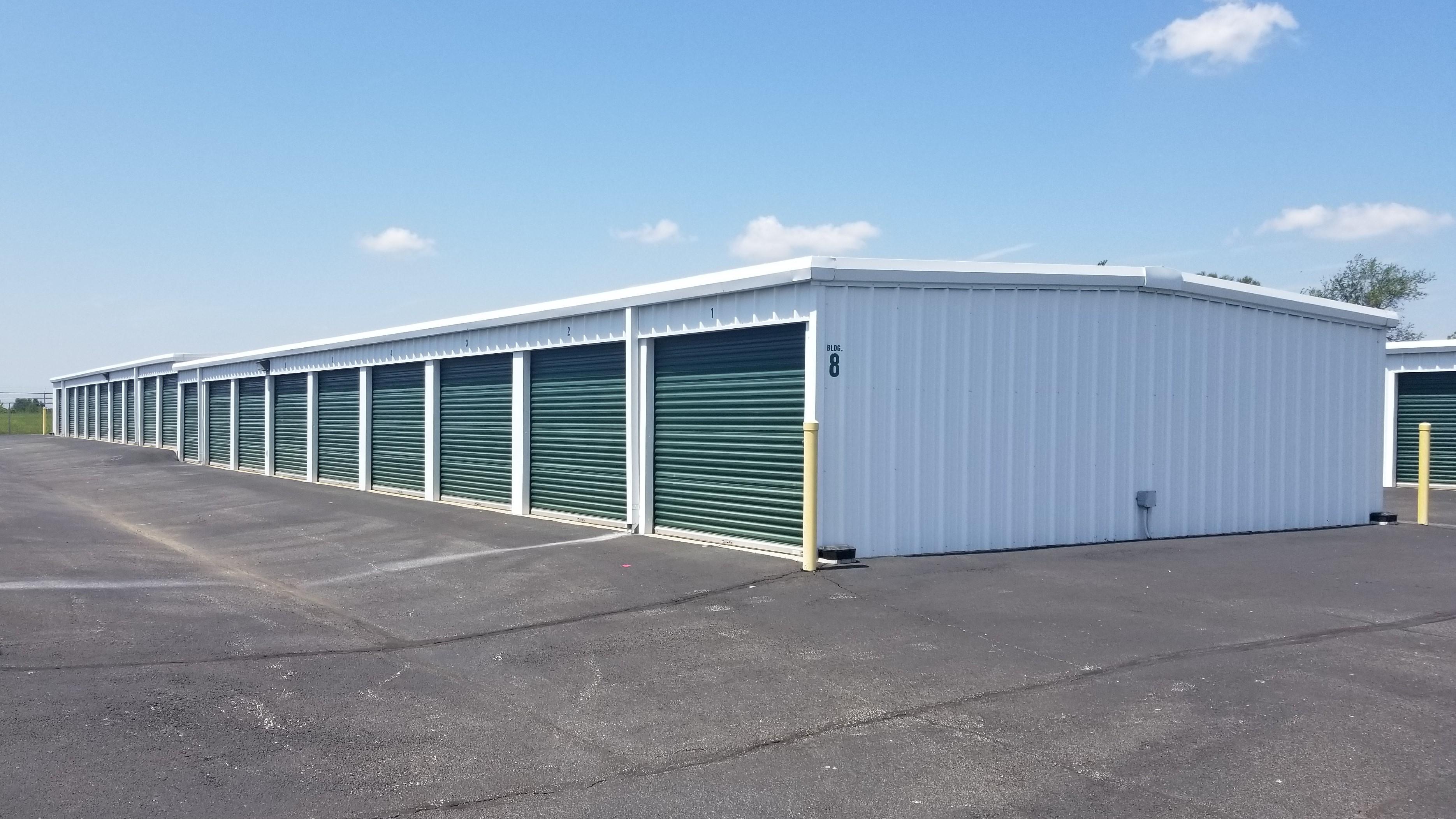 Affordable Self Storage Units Bentonville AR