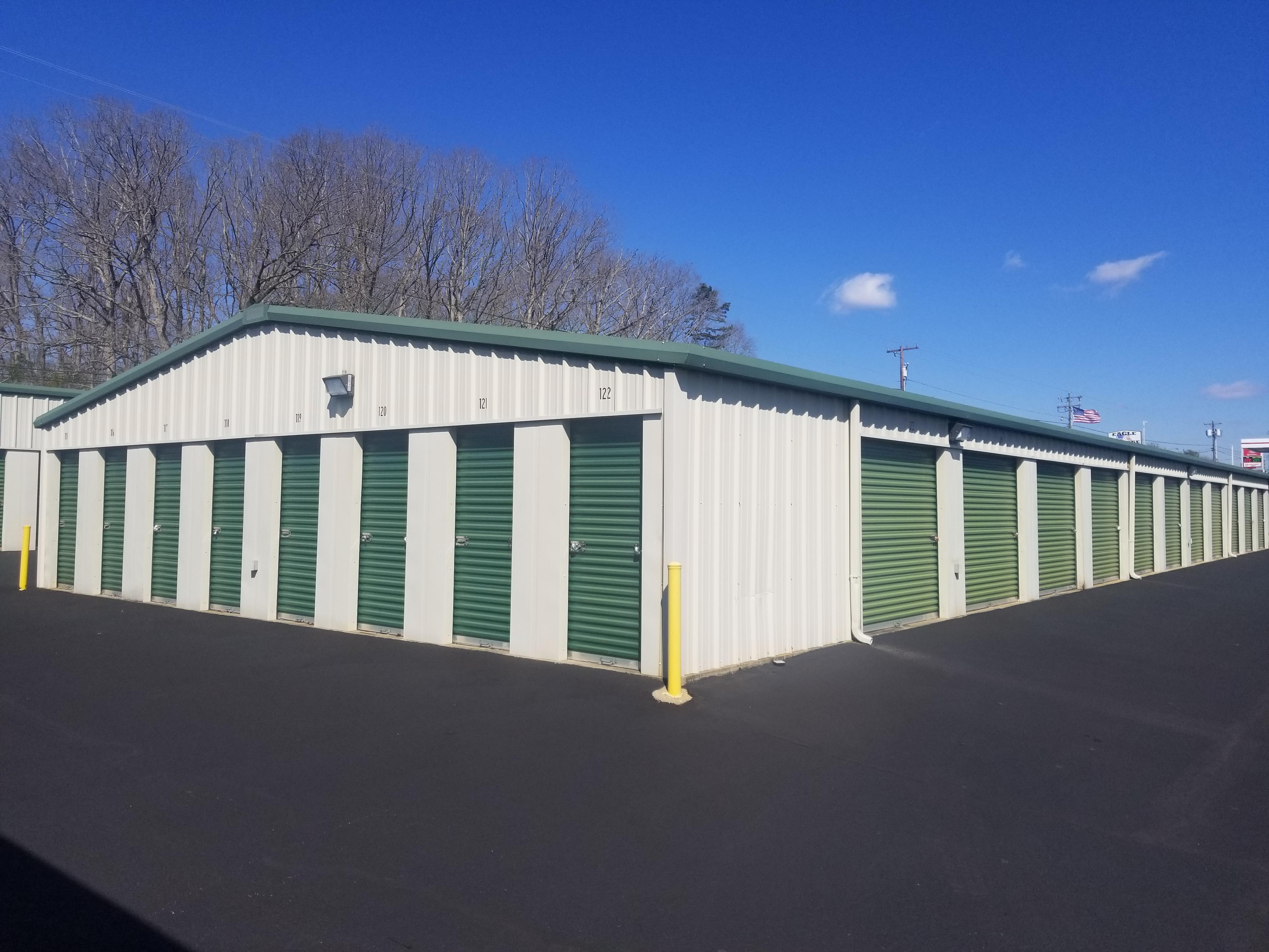Self Storage In Pilot Mountain NC