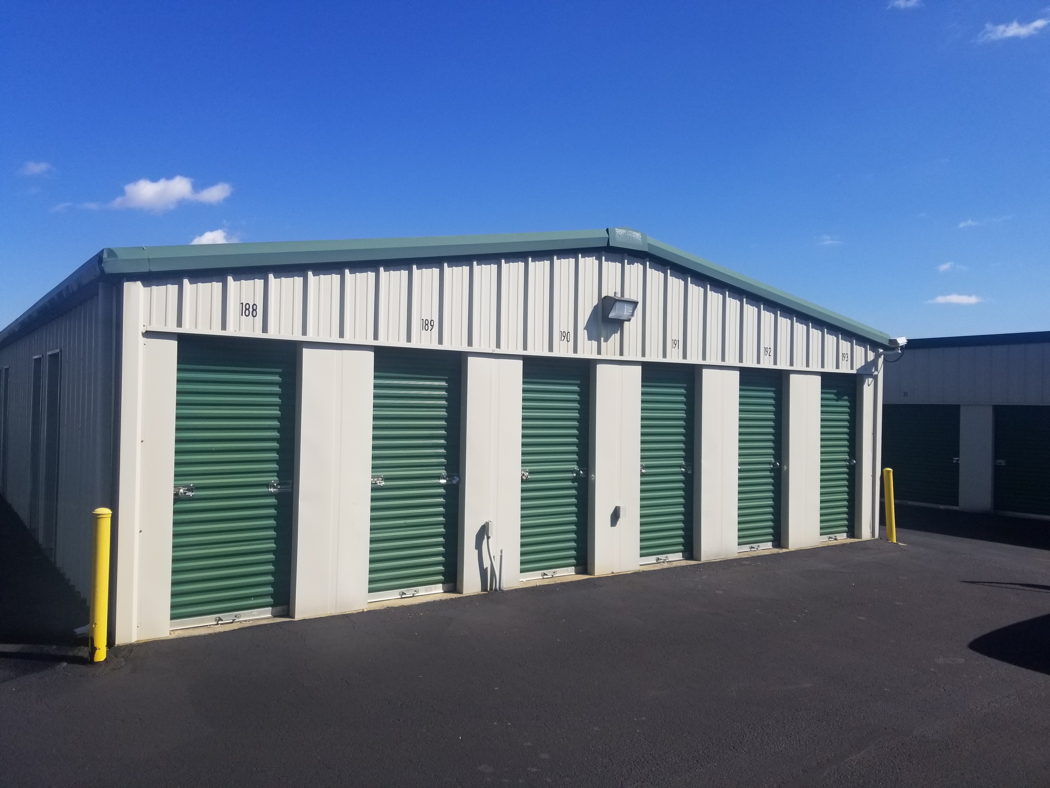 Gated Self Storage in Pilot Mountain NC