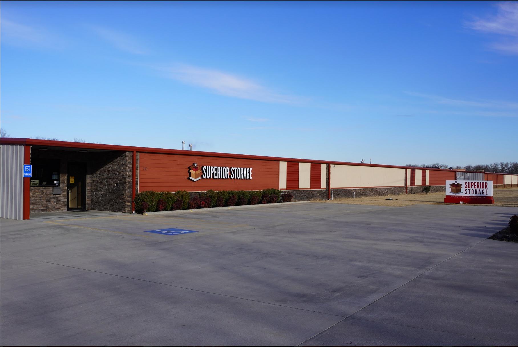 Superior Storage - Farmington