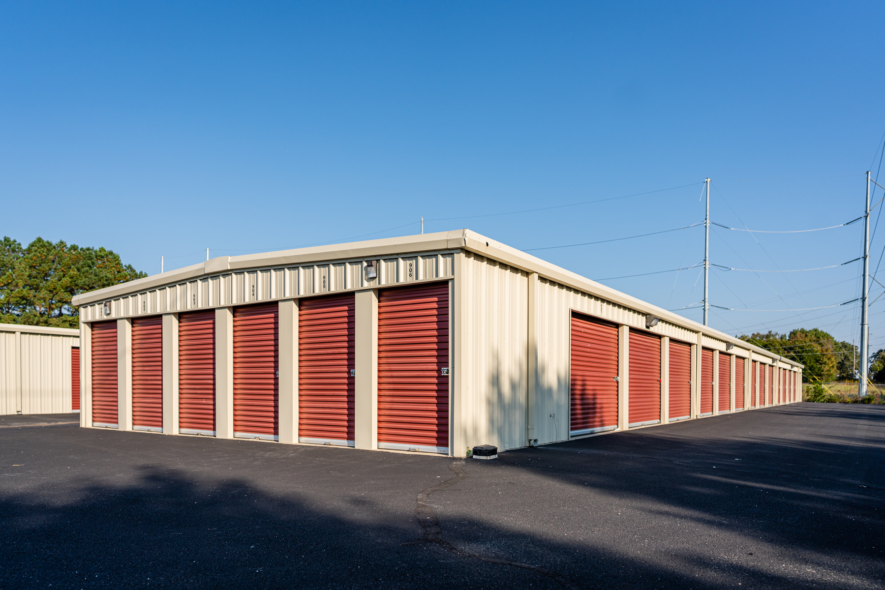 Self Storage In Rogers AR