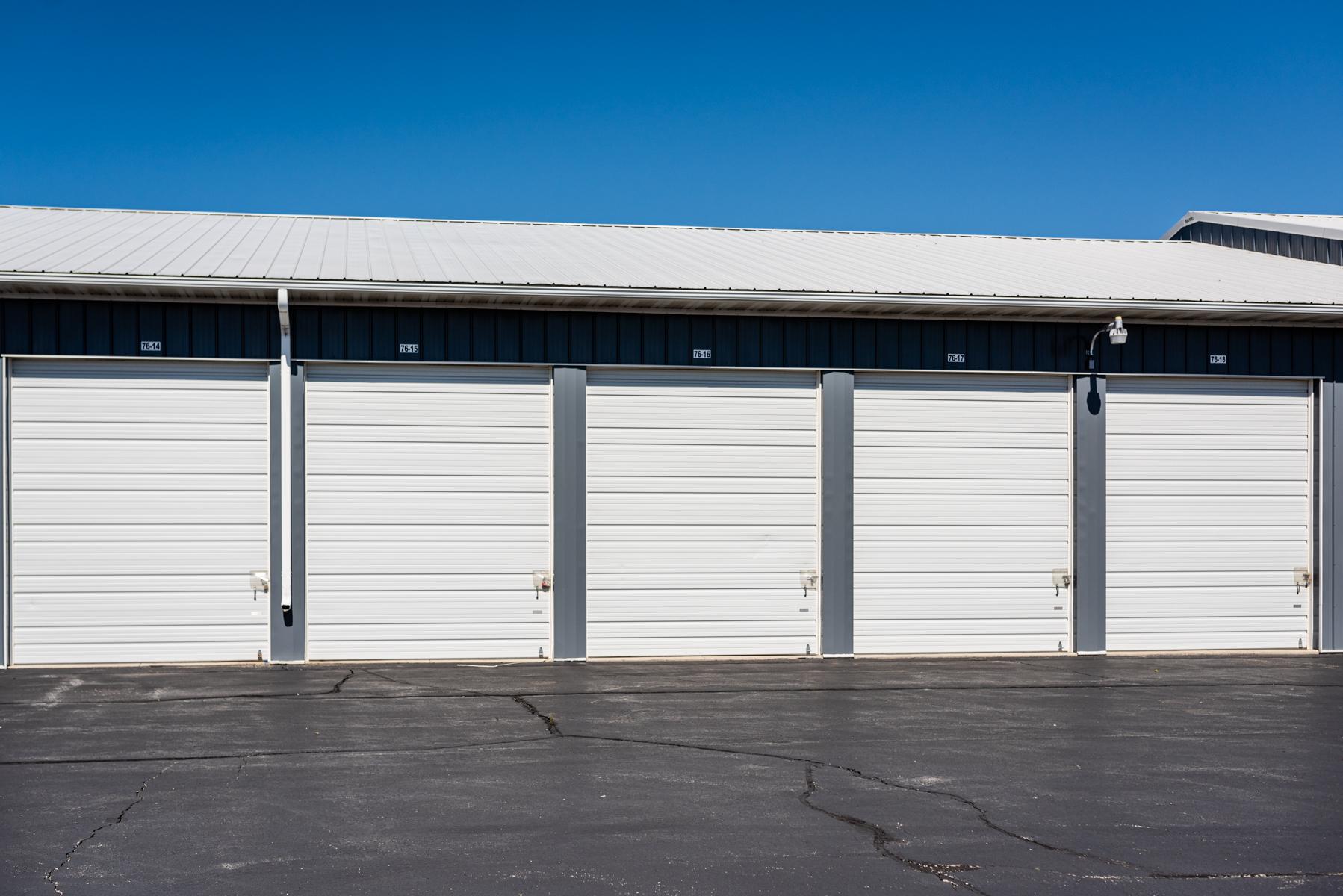 Affordable Self Storage Units Fond du Lac WI