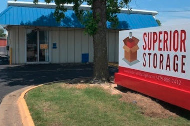 Self Storage in Springdale, AR