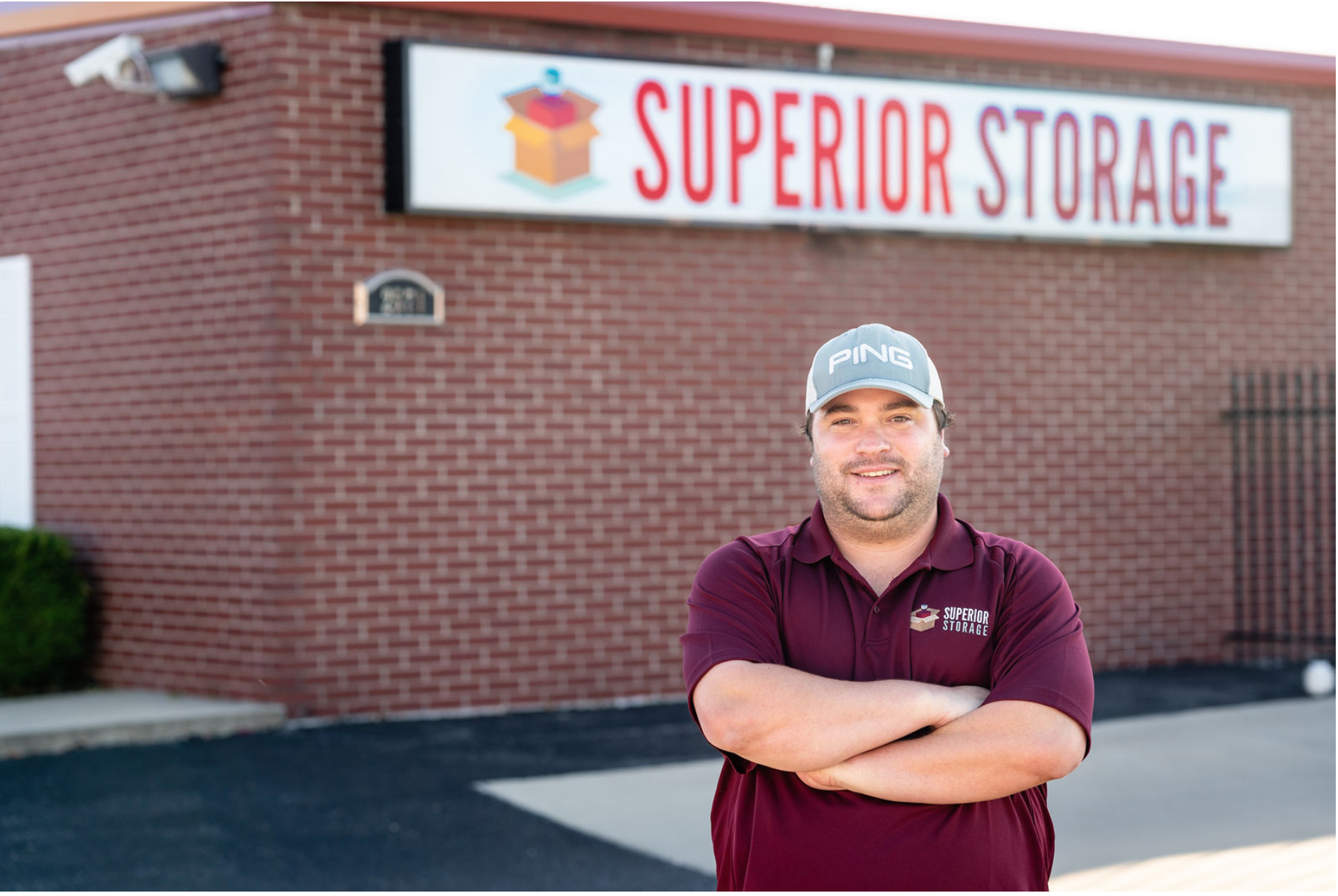Superior Storage - Robinson Ave