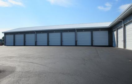 Drive Up Storage Units in Fond du Lac, WI