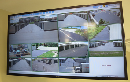 Self Storage Surveillance in Madison WI