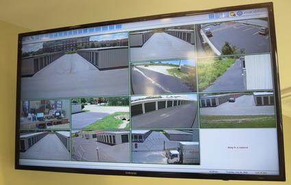 Self Storage Surveillance in Madison WI