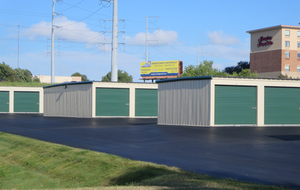 Self Storage Units in Madison, WI