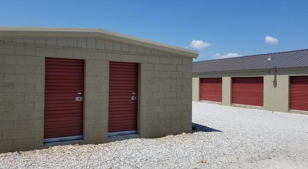 Garage Space Bentonville, AR