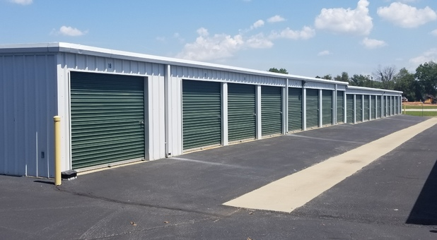 Drive Up Self Storage Units Bentonville, AR 72712
