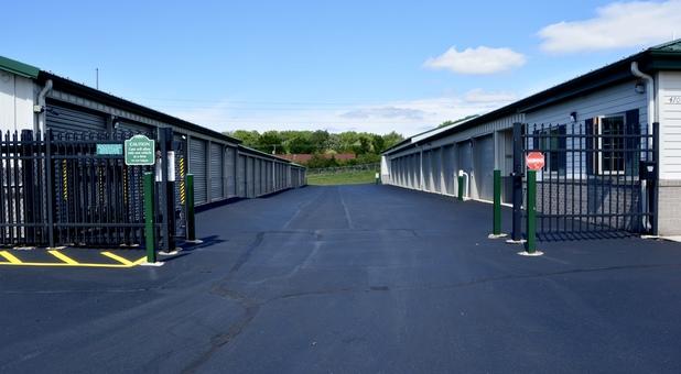 Storage units in Hartland, WI
