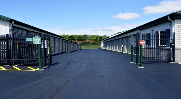 Fenced and Gated Self Storage  in Hartland, WI