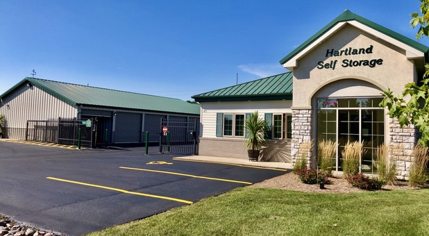 Self Storage Office in Hartland, WI