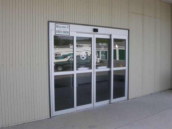 Drive Up Access