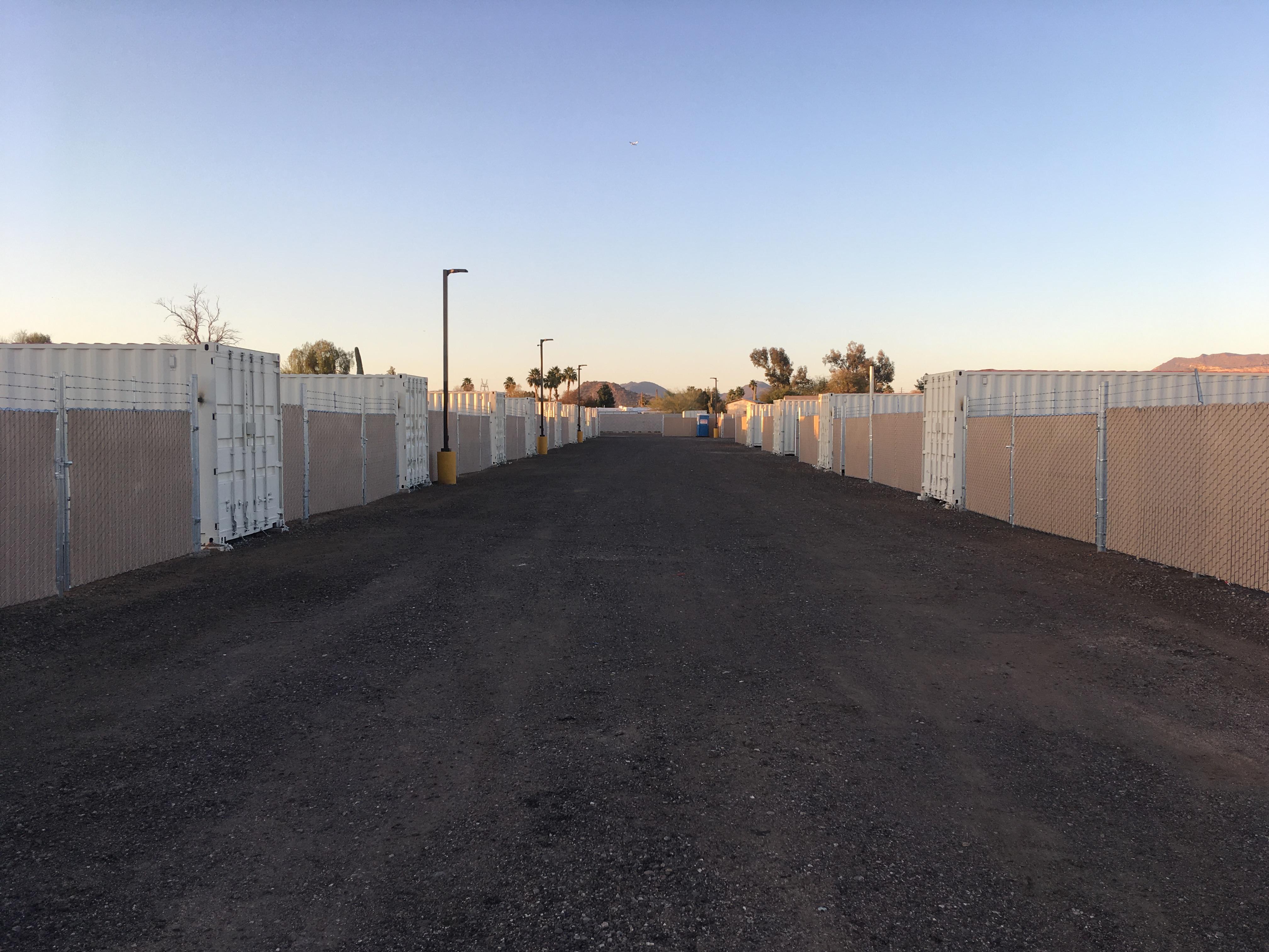 Contractor Yards