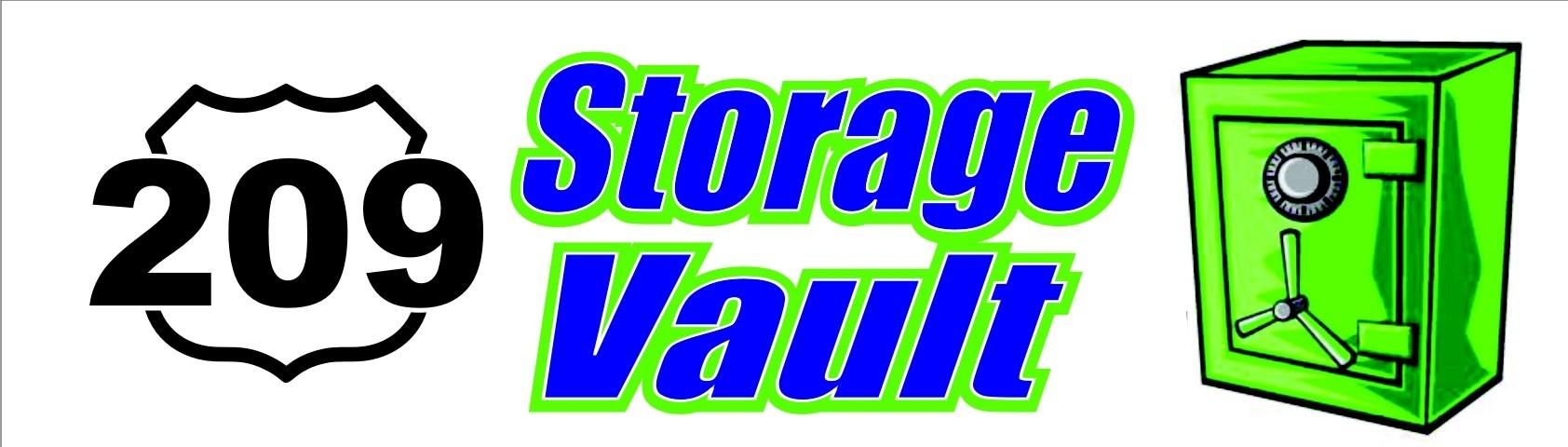 209 Storage Vault
