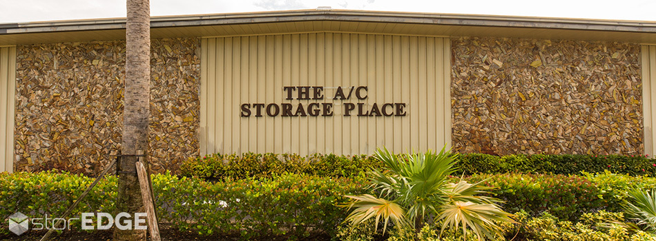 Climate control storage in W. Melbourne, FL