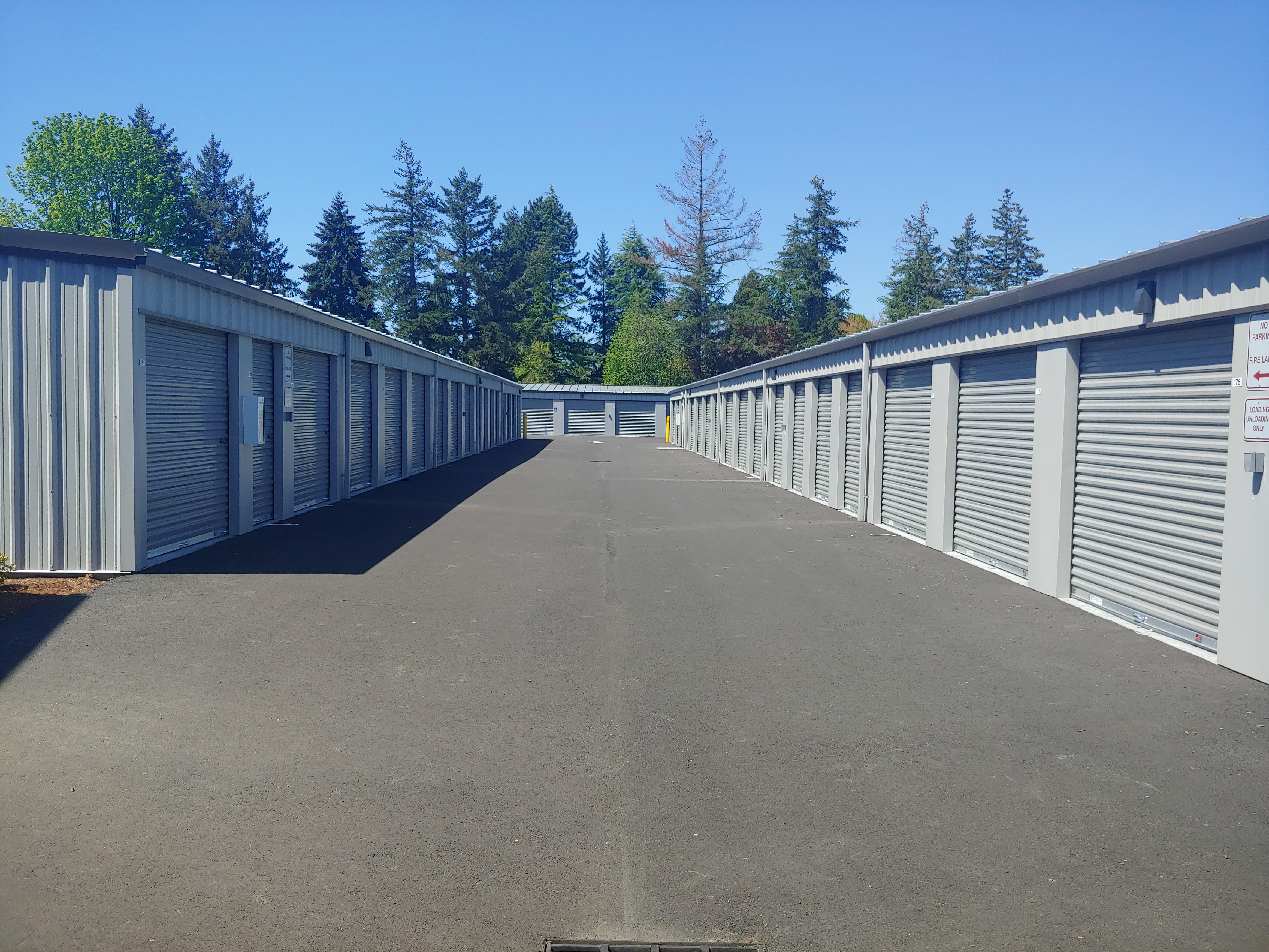Storage Units Amp Rv Storage Near Keizer Or Hawthorne