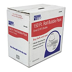 """3/16"""" Bubble Pack in Dispensing Box"""