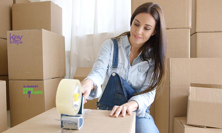 Key Storage Moving Supplies