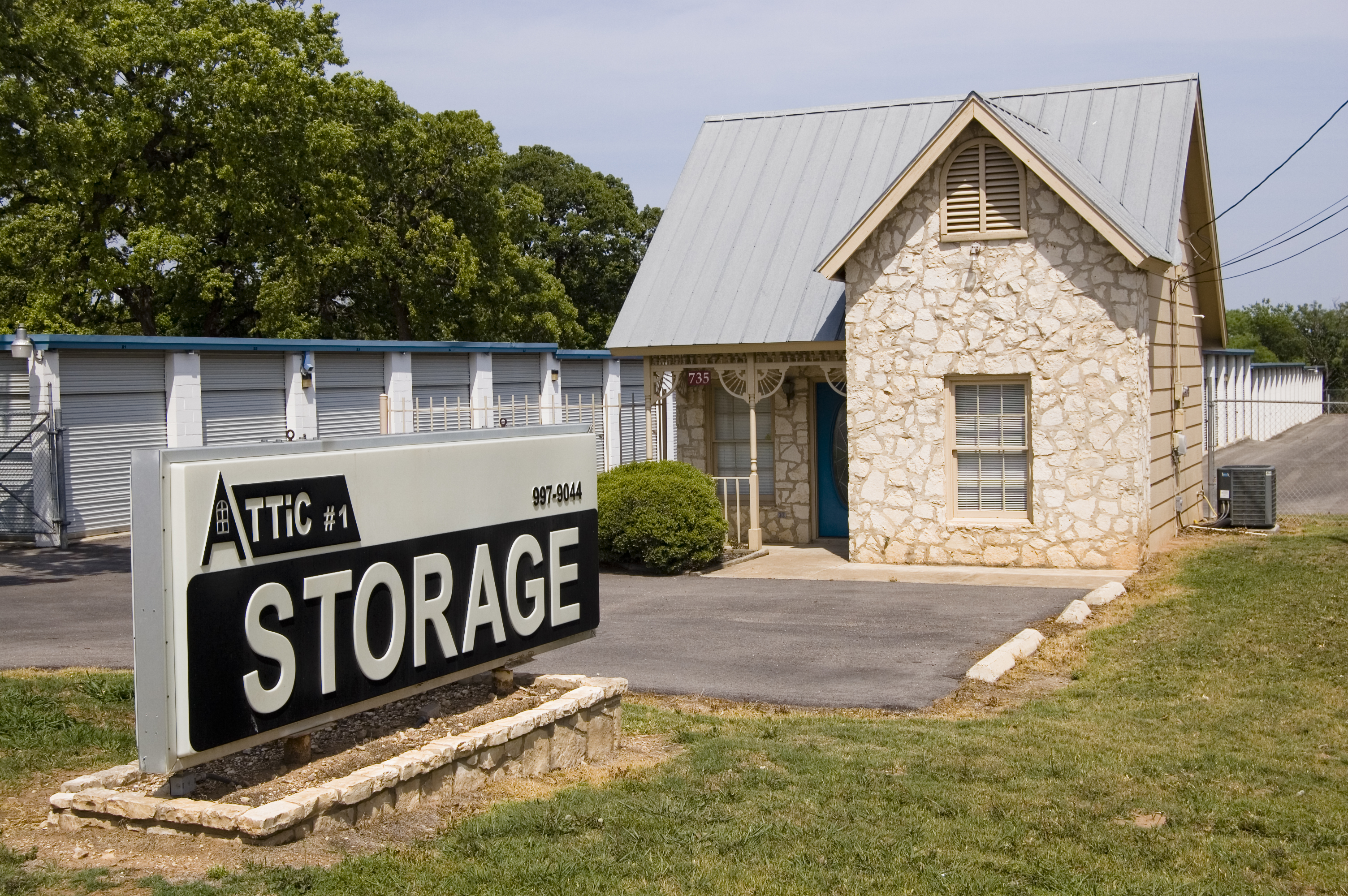 Attic Storage #1