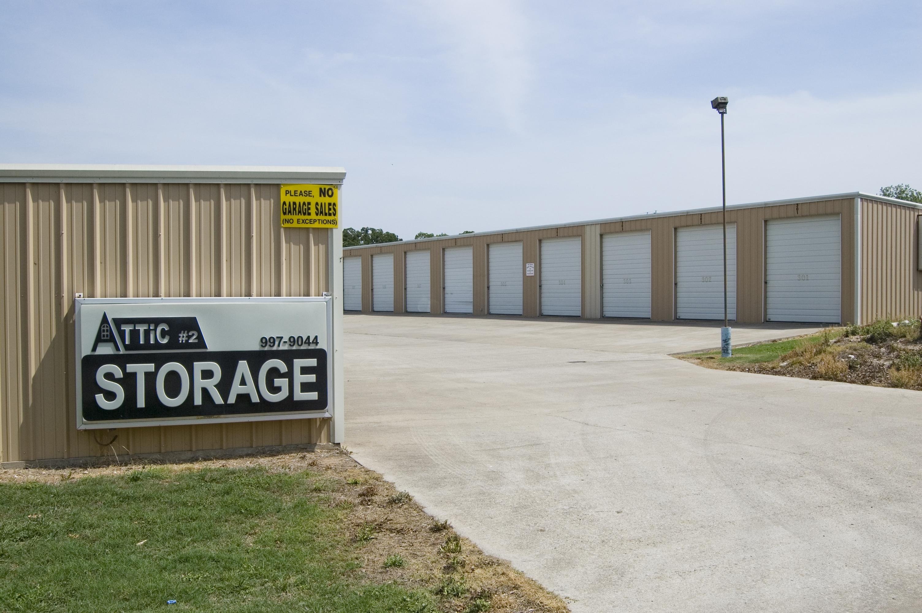 Attic Storage #2