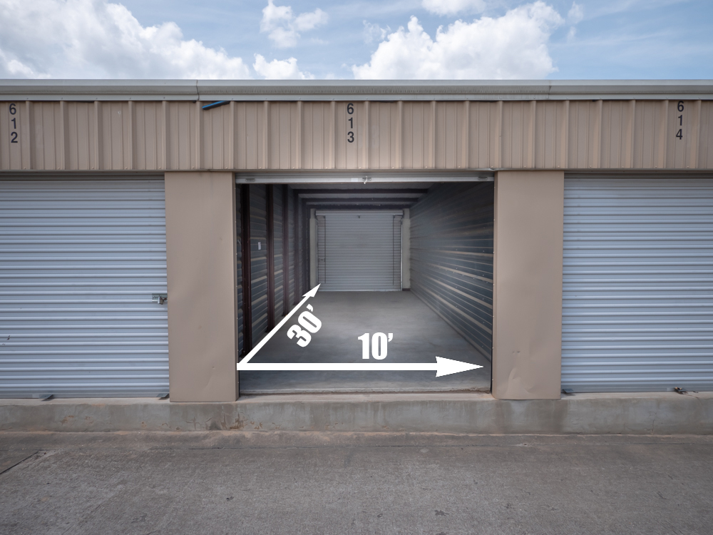 self storage in fredrickburg, tx